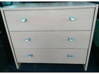 Side Chest of Drawers