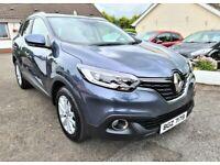 2016 Renault Kadjar 1.2TCe Dynamique Nav**27k miles**8 Month warranty**Finance available**