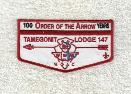 A045 BSA OA SCOUTS -  147 TAMEGONIT OA LODGE  2015 NOAC