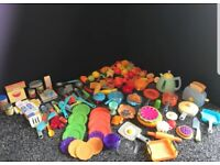 Sold..Big bundle of early learning centre kitchen utensils