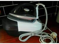 New JOHN LEWIS Steam Generator Iron RRP £99