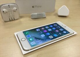 Boxed Gold Apple iPhone 6 Plus 16 GB Factory Unlocked Mobile Phone + Warranty