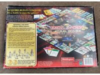Monopoly Star Wars (Board game)