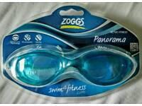 New Anti-Fog Swimming Goggles