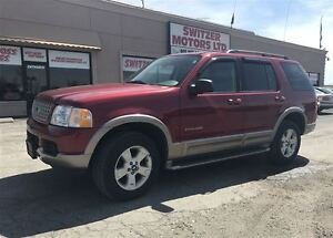 2004 Ford Explorer EDDIE BAUER....FULLY LOADED LEATHER