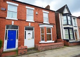 3 Bed Student House for 2017 - Avondale Road, Smithdown, Wavertree