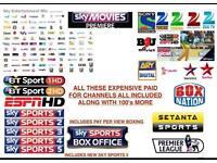 Satalite ZGemma Sky/Virgin TV Receiver Dual Tuner box OpenBox/Gift