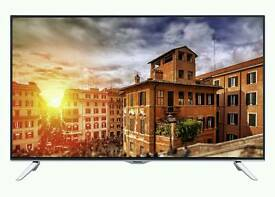 Panasonic TX-40CX400B 40 Inch 3D SMART 4K Ultra HD LED TV Freeview HD WiF