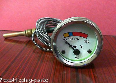 Ford Fordson Dexta Temperature Gauge 100 - 230 F