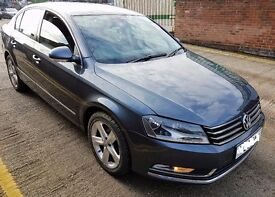 VOLKSWAGEN PASSAT BLUEMOTION 1.6 TDI PCO till July 2017