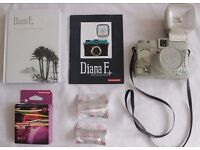 Diana F+ Sahara - Lomography Film Camera + Kit