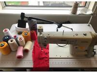 Brother Industrial Sewing Machine Hardly Used