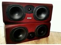 Tannoy Studio speakers