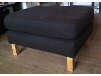 Ikea karlstad footstool