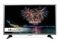 LG 32LH510B 32 Inch HD 720p LED TV - Silver