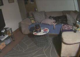 Large corner sofa / sofa bed