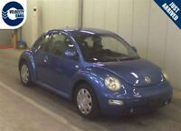 2000 Volkswagen New Beetle 91K's Leather Interior NO ACCDNT 1 YR Vancouver Greater Vancouver Area Preview
