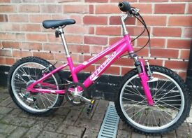 20 inch girl's bike for sale