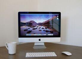 21.5' Slim Apple iMac 3.1Ghz Quad Core i7 8GB 1TB HDD Logic Pro X Sibelius Plugin AllianceMelodyne