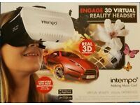 VR INTEMPO ENGAGE 3D Virtual Reality Headset