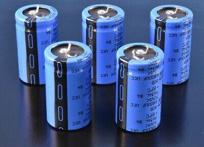 ELEC CAP 1200uF 100V 07U09L 4x NIPPON CHEMI-CON SMH100VN1200M