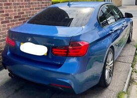 image for BMW 335d M-Sport Facelift X-drive model 313 Bhp Hpi clear 12 months mot great condition (2014 14)