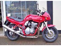 99 SUZUKI GSF600 BANDIT MK1 Well Maintained Good Condition