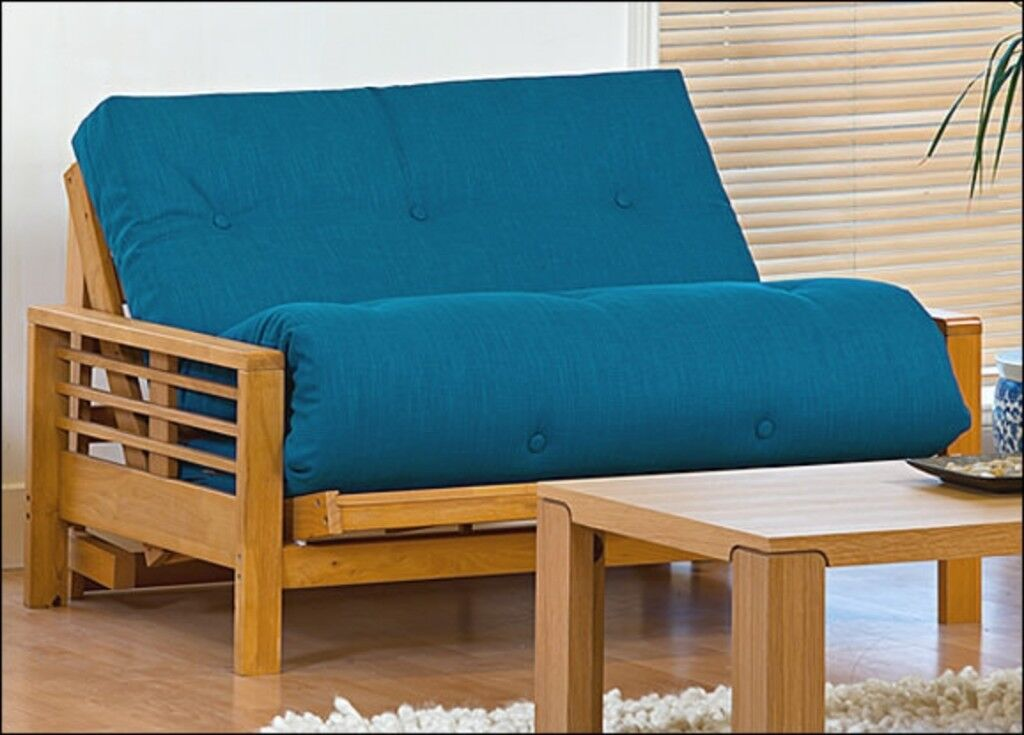 Luxury Two Seater Futon Sofa Bed In Lewisham London Gumtree