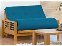 Luxury Two Seater Futon Sofa Bed