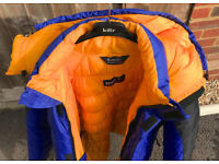 Mountain Equipment expedition-weight Duvet (down-insulated) Jacket