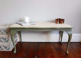 One-off shabby chic coffee table
