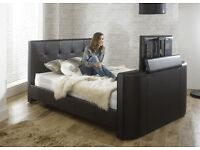 Alpha Manual TV Bed - The UKs CHEAPEST & BEST !