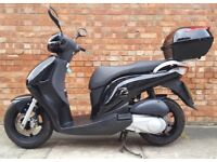 Honda PES 125cc Black, Very good condition, one owner from new, low mileage