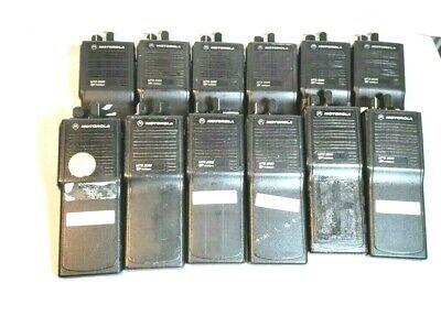 Motorola Mts2000 Flashport H01uch6pw1bn 16channel 2way 800mhz Radio Lot Of 12