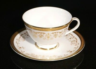 Beautiful Royal Doulton Belmont Cup And Saucer - Belmont Cup