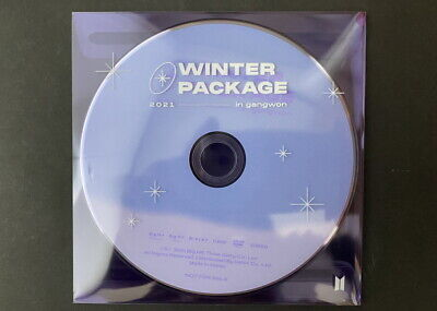 BTS-2021 WINTER PACKAGE DVD ONLY