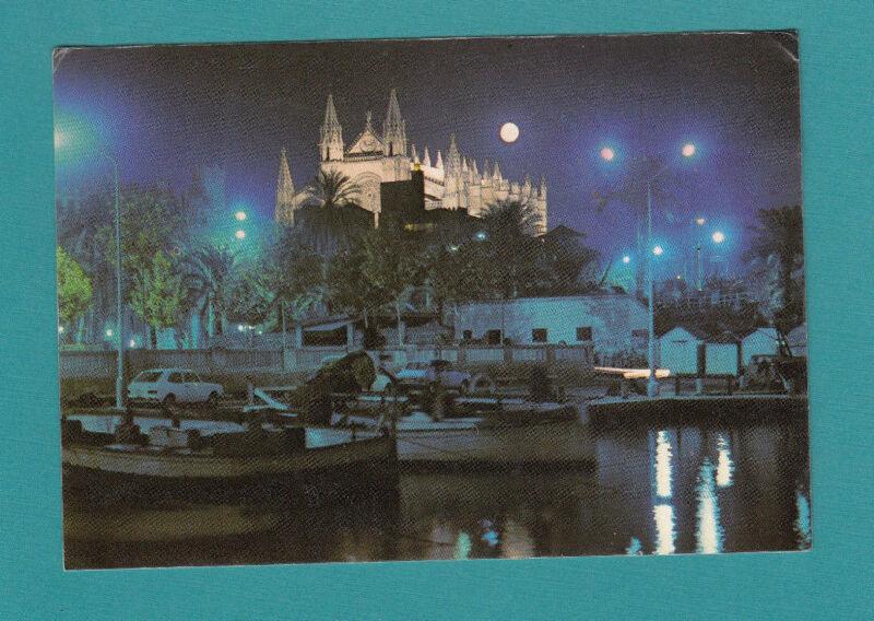 Palma de Mallorca  Postcard Chrome
