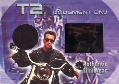 Terminator 2 T2 Arnold Schwarzenegger / The Terminator CT1 Filmwear Costume - Arnold Schwarzenegger Costume