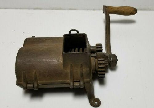 Antique Tobacco Grinder c1859