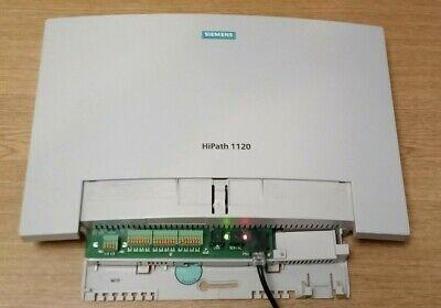 Siemens Hipath 1120 Pabx Phone System