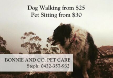 Bonnie and Co. Pet Care