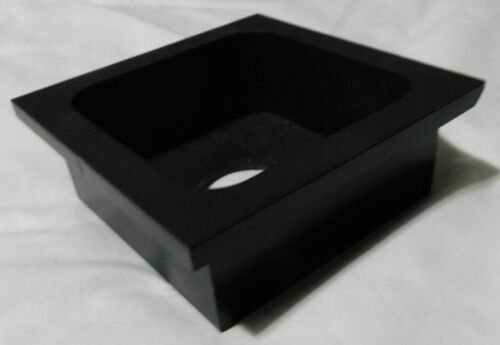 Recessed Lens board for Large Format Camera 4x4 Metal