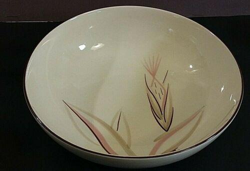 "Winfield Dragon Flower 9 3/8"" round serving bowl"