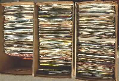 LOT OF 50 45s GRADED VG TO NM MOSTLY ROCK AND COUNTRY FREE SHIPPING IN USA