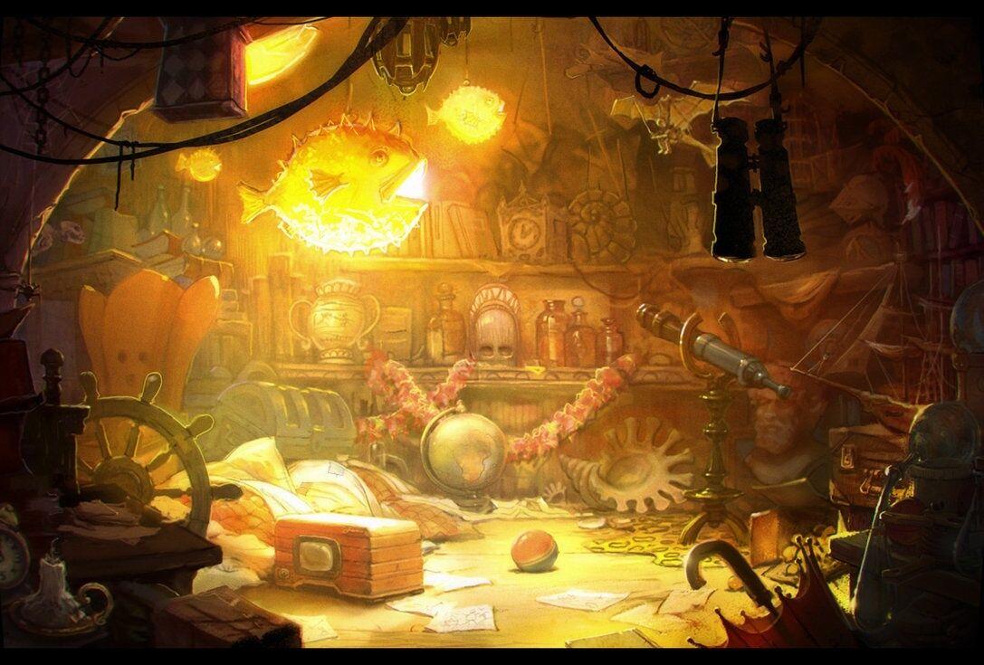 The Treasure Pit!
