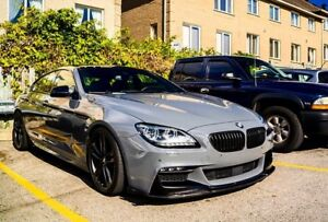 Bmw 650xi Grand Coupe fully loaded and more