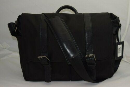 ONA Brixton Nylon (Black)-Camera/Messenger Bag-Store Sample