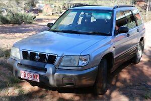 2001 Subaru Forester Wagon Alice Springs Alice Springs Area Preview