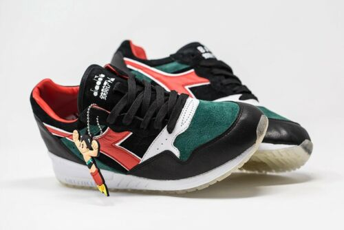 NEW BAIT X ASTRO BOY X DIADORA MEN INTREPID And B.ELITE Limited Edition sz.10
