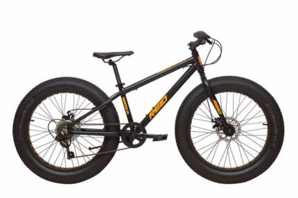 "REID Cycles Monster 24"" Fat Bike! North Melbourne Melbourne City Preview"